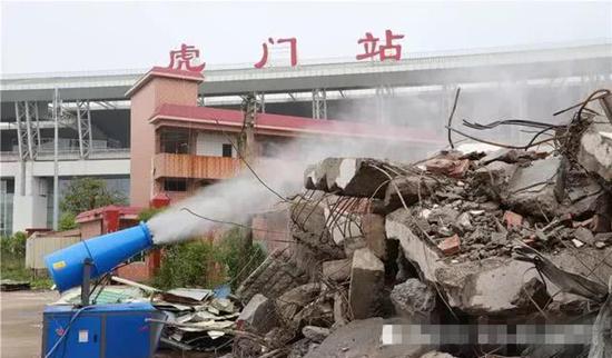 东莞市厚街坤泰铸造机械设备厂距离虎门高铁站仅4公里